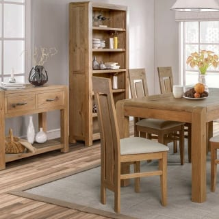 Dining furnitre - Connie Leonard furniture and flooring