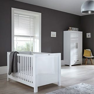Nursery design - Connie Leonard furniture and flooring