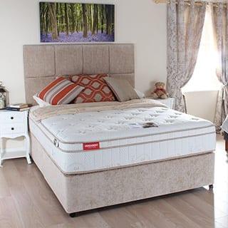 ODearest luxury divan bed - Connie Leonard furniture and flooring