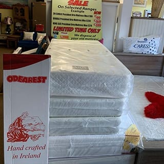 O Dearest Matress - Connie Leonard furniture and flooring