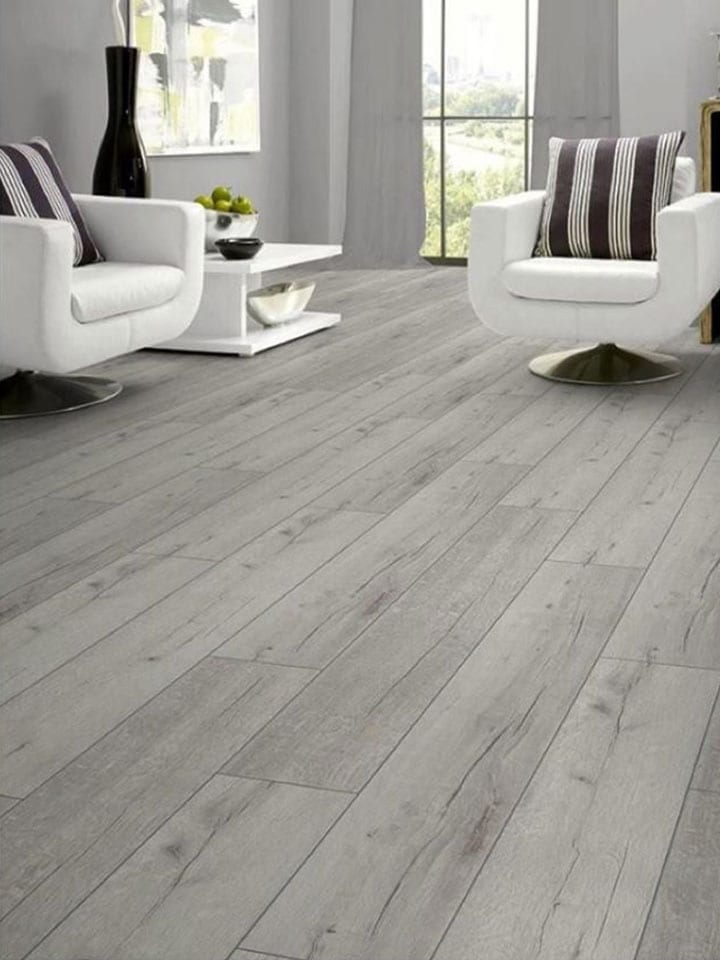 beautiful grey flooring deal Connie Leonard furniture and flooring